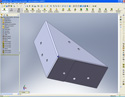 3D cad/cam product design and manufacturing of custom products.