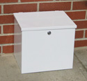 lab box, lab specimen box, lab courier box, lock box